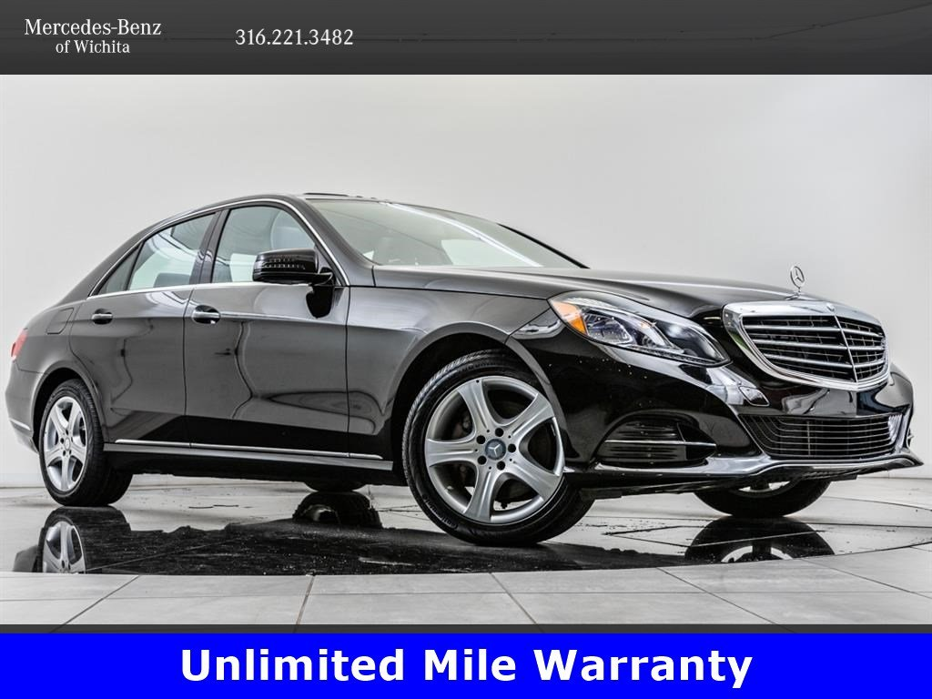 Pre-Owned 2016 Mercedes-Benz E-Class E 350 Sport 4MATIC®, Premium Pkg