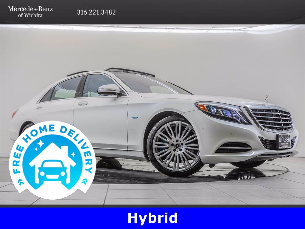 Pre-Owned 2017 Mercedes-Benz S-Class Premium 1 Package