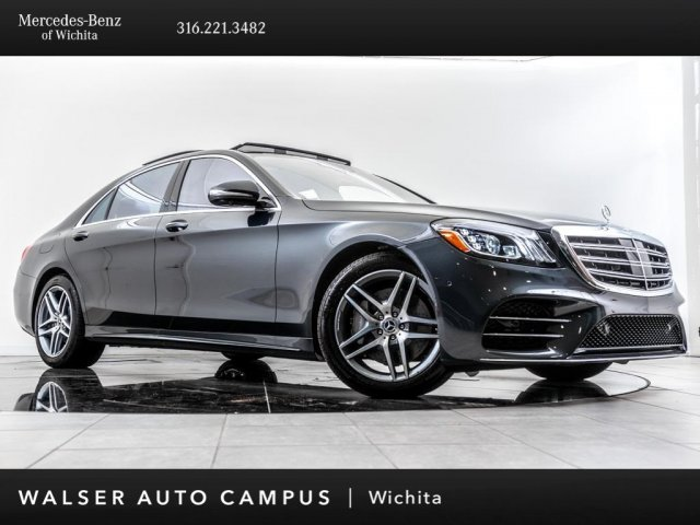 Pre-Owned 2019 Mercedes-Benz S-Class S450V 4MATIC® SDN