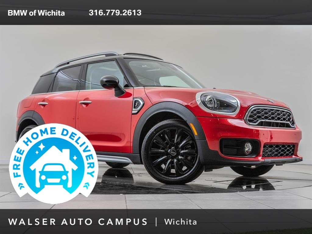 Pre-Owned 2019 MINI Countryman Signature Trim Package