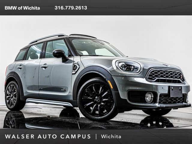Pre-Owned 2019 MINI Countryman Cooper S ALL4, Premium Package