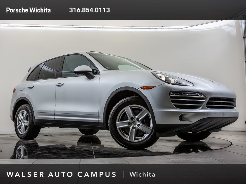 Pre-Owned 2011 Porsche Cayenne Tiptronic