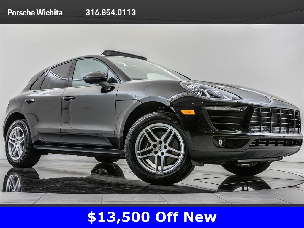 Pre-Owned 2018 Porsche Macan Premium Package Plus, Navigation