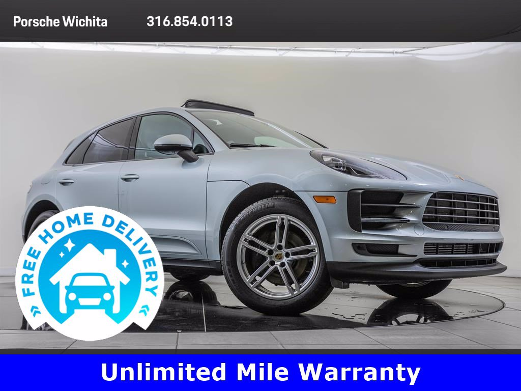 Certified Pre-Owned 2019 Porsche Macan Premium Package