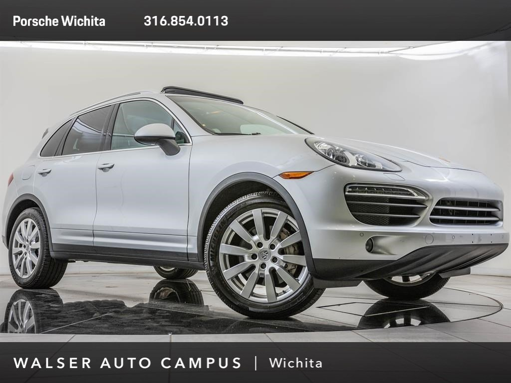 Pre-Owned 2012 Porsche Cayenne S, Upgraded 20-Inch Wheels