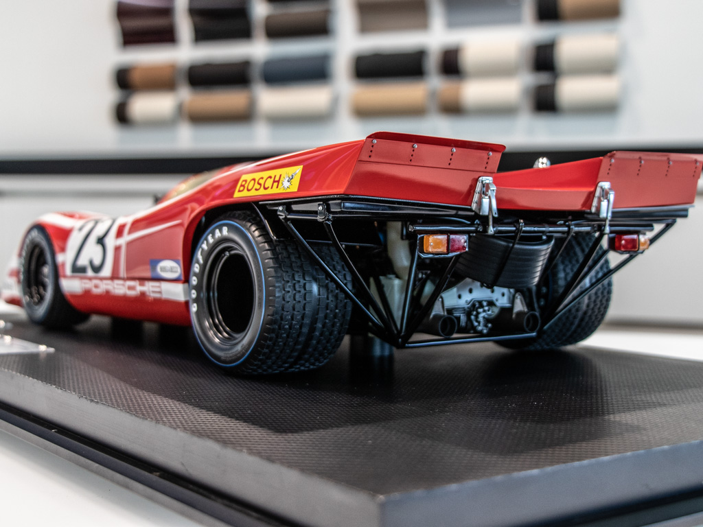 new 1970 porsche 917 1 8 scale race model salzburg in wichita