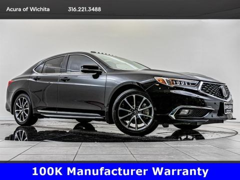Pre-Owned 2018 Acura TLX Technology Package