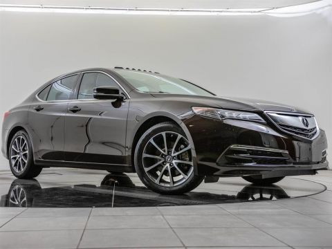 Pre-Owned 2016 Acura TLX SH-AWD w/Technology Package