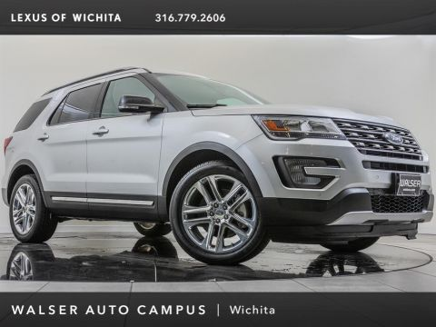 Pre-Owned 2017 Ford Explorer XLT Technology Package