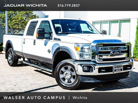 Pre-Owned 2012 Ford Super Duty F-250 SRW Lariat, 6.7L Diesel