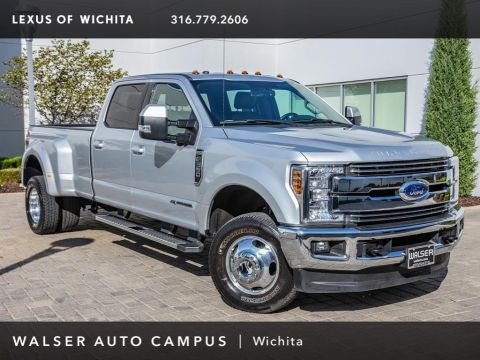 Pre-Owned 2018 Ford Super Duty F-350 DRW Lariat, 6.7L Diesel