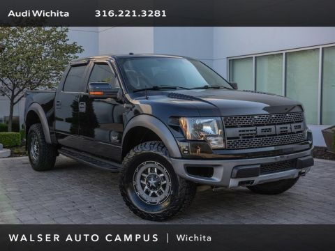 Pre-Owned 2011 Ford F-150 SVT Raptor, Luxury Package