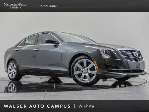Pre-Owned 2015 Cadillac ATS Sedan 2.5L