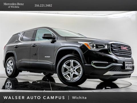 Pre-Owned 2017 GMC Acadia SLE-1, Local 1-Owner