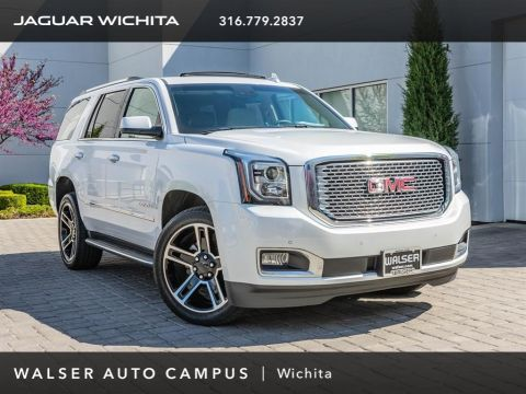 Pre-Owned 2017 GMC Yukon Denali, Rear seat Entertainment