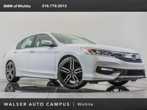 Pre-Owned 2017 Honda Accord Sedan Sport Special Edition