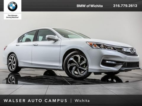 Pre-Owned 2017 Honda Accord Sedan
