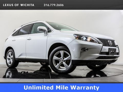 Pre-Owned 2015 Lexus RX 350 L/ Certified, Navigation, Moonroof, Rear View Cam