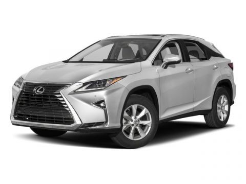 Pre-Owned 2017 Lexus RX Navigation, Blind Spot Monitor, Backup Camera