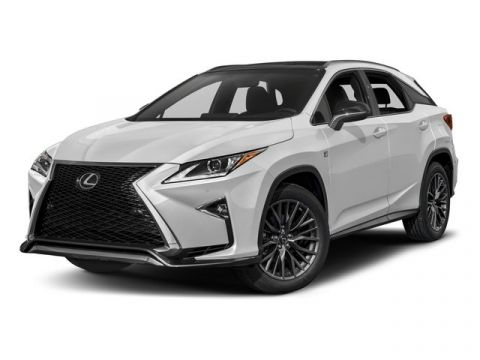Pre-Owned 2018 Lexus RX F SPORT 4X4 MARK L