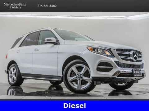 Pre-Owned 2016 Mercedes-Benz GLE GLE 300d