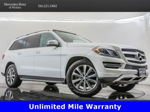 Pre-Owned 2016 Mercedes-Benz GL GL 450 4MATIC®, Premium 1 Package, 20-inch Wheels