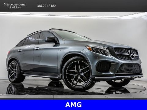 Pre-Owned 2017 Mercedes-Benz GLE AMG® GLE 43 4MATIC, 21-Inch AMG® Wheels, Local Car