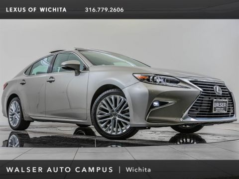 Pre-Owned 2016 Lexus ES 350 Ultra Luxury Pkg, Navigation, Upgraded Wheels