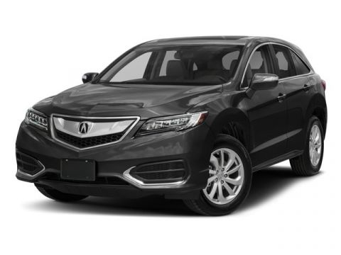 Pre-Owned 2018 Acura RDX RDX TECH