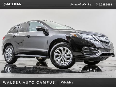 Pre-Owned 2018 Acura RDX Certified Pre-Owned, Moonroof, Rear View Camera