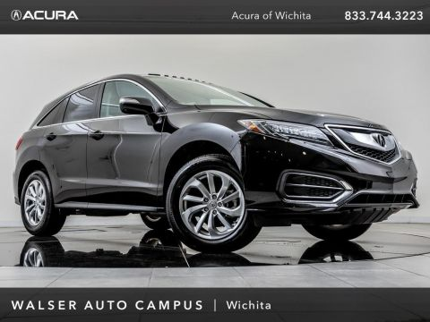 Pre-Owned 2018 Acura RDX Technology Package, Certified Pre-Owned, Navigatio
