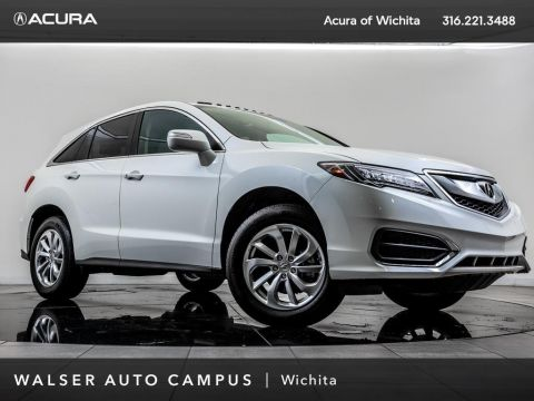 Pre-Owned 2018 Acura RDX Technology Package, Certified Pre-Owned