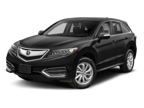Pre-Owned 2018 Acura RDX RDX 4TECH