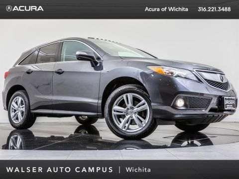 Pre-Owned 2015 Acura RDX Technology Package, Certified Pre-Owned, Moonroof