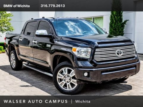 Pre-Owned 2017 Toyota Tundra 4WD Platinum
