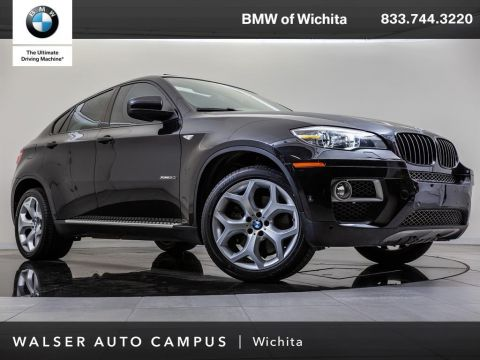 Pre-Owned 2013 BMW X6 xDrive50i Navigation, Rear/Side/Top View Camera