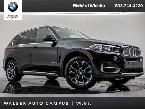 Pre-Owned 2018 BMW X5 xDrive35i Navigation, Rearview Camera, Heated Seat