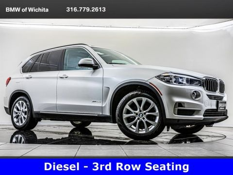 Pre-Owned 2016 BMW X5 xDrive35d, Diesel, 3rd Row Seats