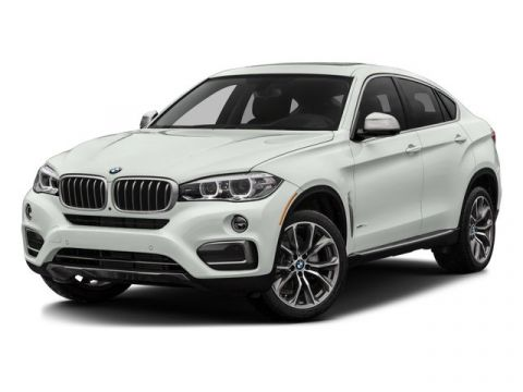 Pre-Owned 2017 BMW X6 xDrive35i Navigation, Wireless Charging, Head-Up