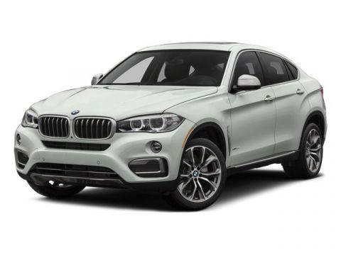 Pre-Owned 2015 BMW X6 xDrive35i Navigation, Rear/Side/Top Camera