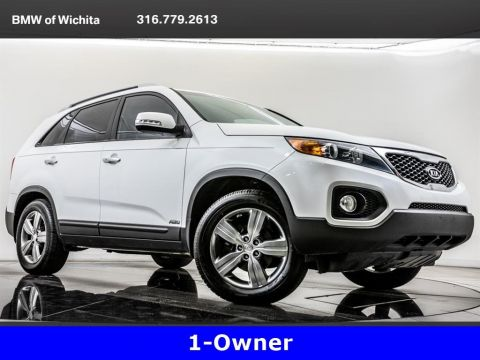Pre-Owned 2013 Kia Sorento EX, Premium Plus Pkg, Navigation