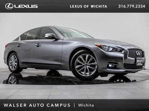Pre-Owned 2014 INFINITI Q50 Sport Moonroof, Navigation, Rearview Camera