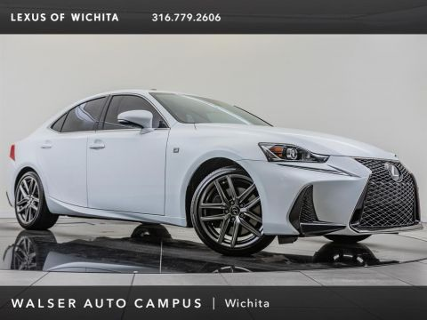 Pre-Owned 2018 Lexus IS 2018 LEXUS IS 300 (A8) 4DR SDN