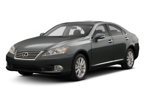 Pre-Owned 2012 Lexus ES 350 Navigation, Moonroof, Backup Camera