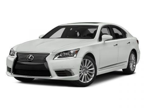 Pre-Owned 2015 Lexus LS 460 F Sport, Navigation, Moonroof, Blind Spot Monitor