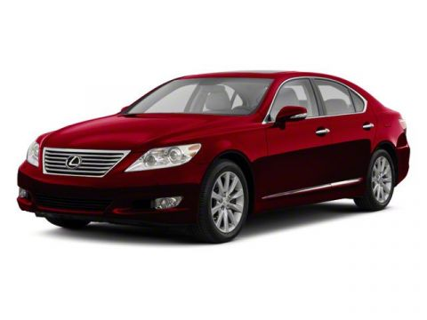 Pre-Owned 2010 Lexus LS 460 Mark Levinson, Navigation, Moonroof, Park Assist