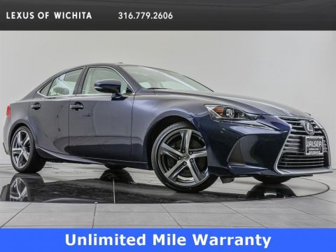 Pre-Owned 2017 Lexus IS 18-inch Wheels