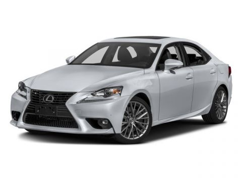 Pre-Owned 2016 Lexus IS 300 18 Whls, RV Cam, Blnd Spt, Htd & Vent Sts