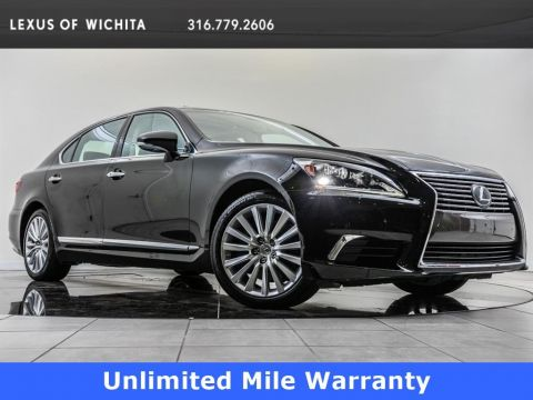 Pre-Owned 2017 Lexus LS L, Ultra Luxury Package, Factory Wheel Upgrade