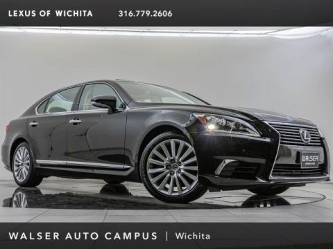 Pre-Owned 2016 Lexus LS 460 L, Navigation, Mark Levinson